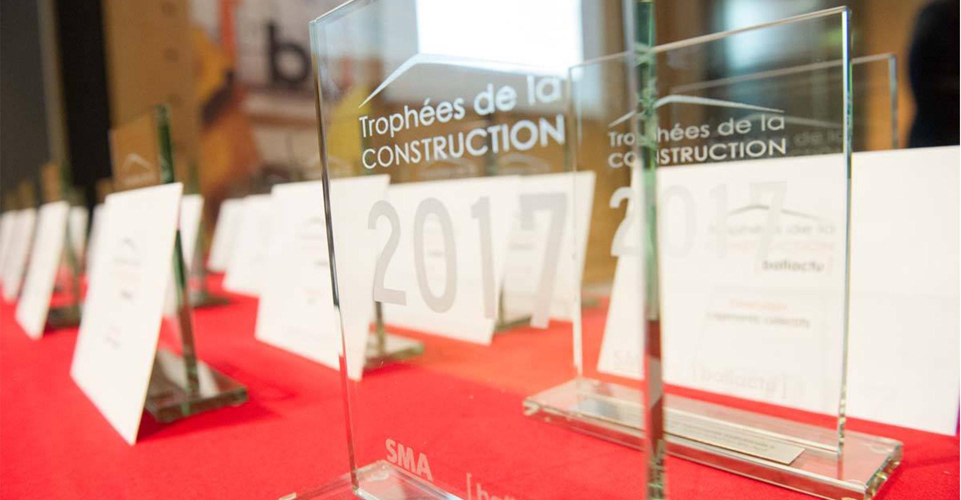 trophée de la construction groupe millet industrie
