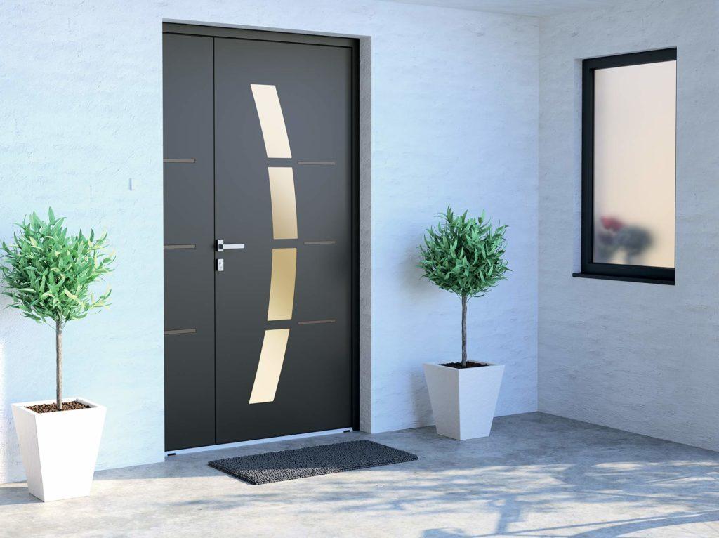 portes d'entrée sybaie
