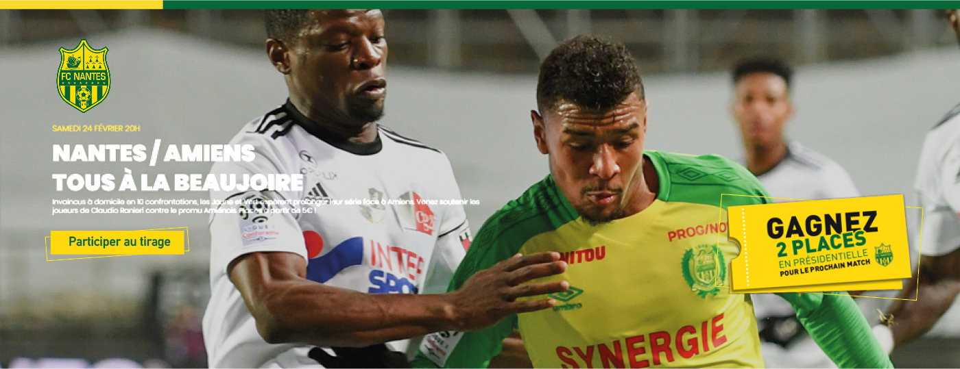 Banniere foot Nantes-Amiens syb