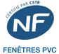 logo nf cstb pvc