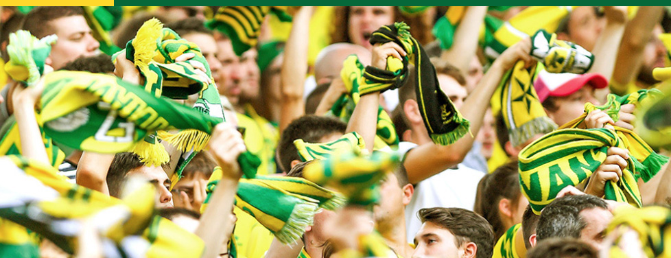 Tous ensemble avec les canaris du FC Nantes, remportez votre maillot dédicacé en participant au tirage au sort