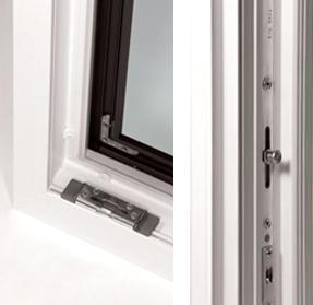 sécurité des fenêtres syma pvc