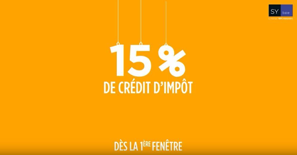 Credit D Impot 2019 Pour Les Fenetres Sybaie
