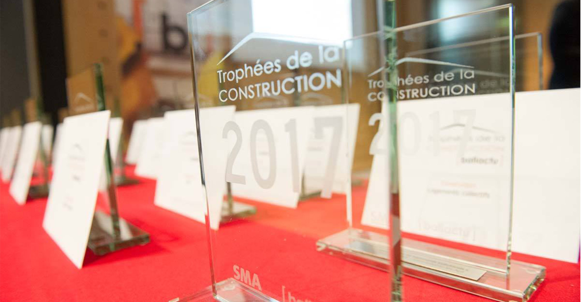 trophée de la construction groupe millet industrie