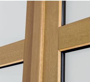 design fenêtre bois syle beaulieu