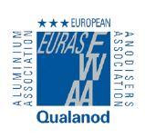 label fenêtre logo qualanod